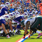 Buffalo Bills at Philadelphia Eagles
