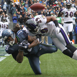 Seattle Seahawks at Baltimore Ravens