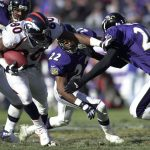 Baltimore Ravens at New England Patriots, 8:30p.m. EST